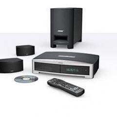 DVD 家庭娱乐系统